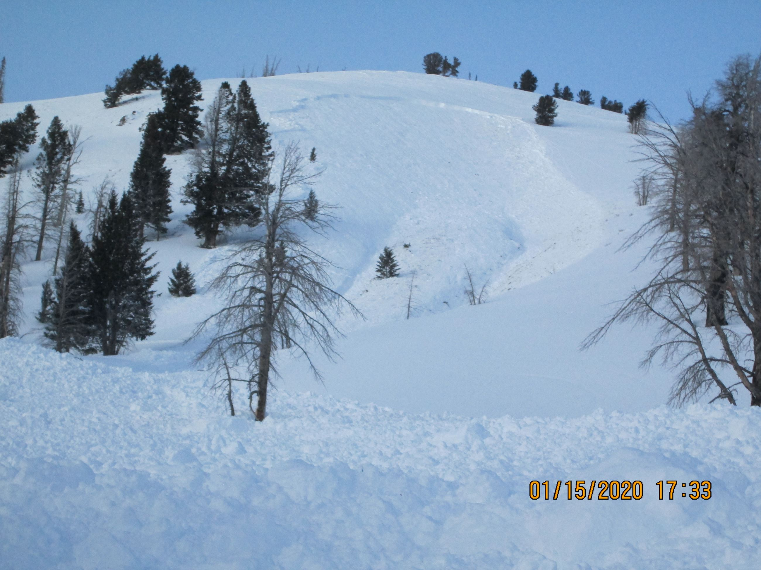 Baker Creek Avalanche
